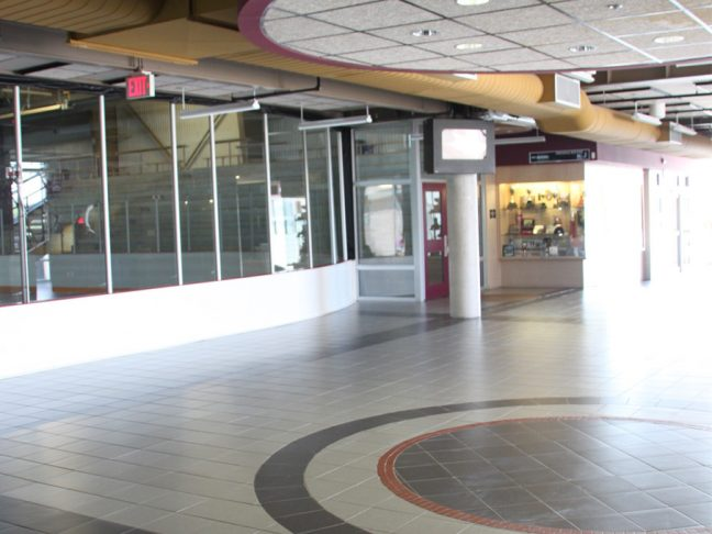 Dunnville Arena Lobby