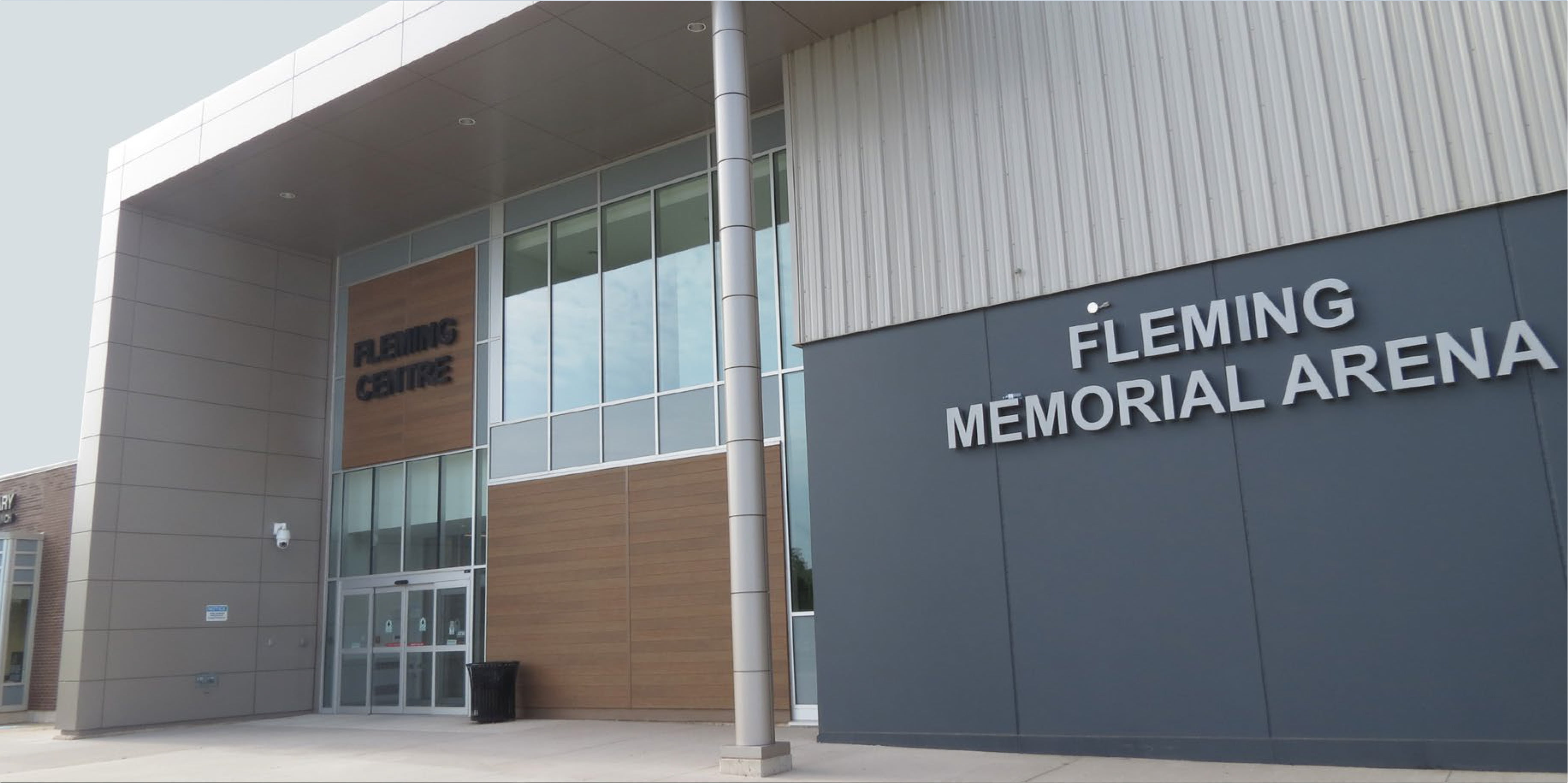 fleming centre community complex