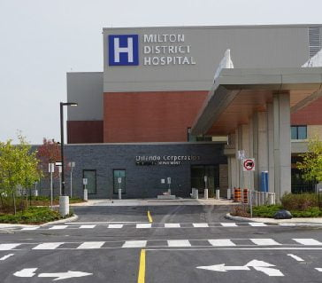 milton district hospital
