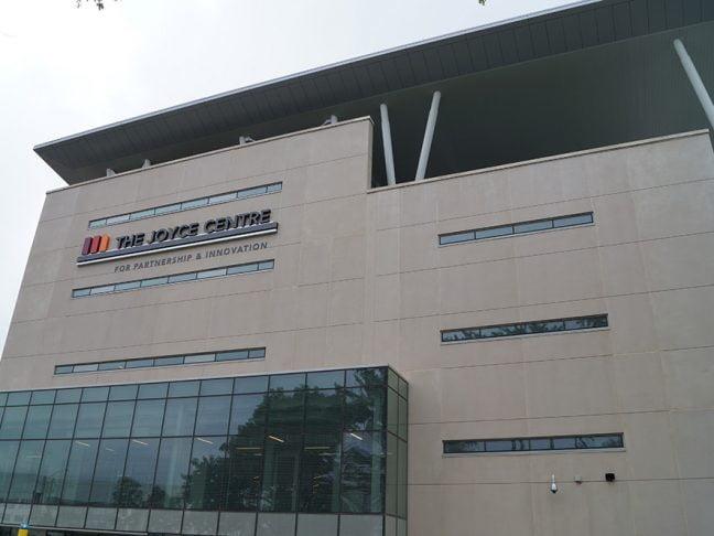 Mohawk College Building Exterior