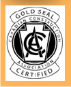 Gold Seal Certified Logo