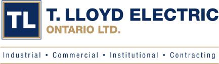 T. Lloyd Electric Logo