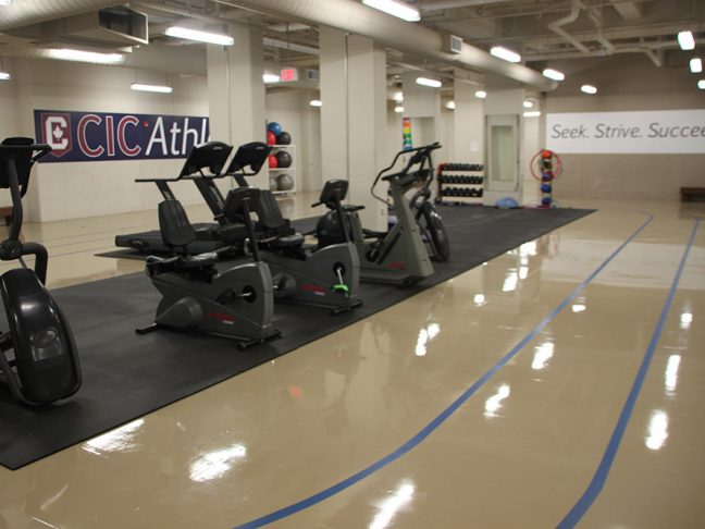 Columbia College Gym