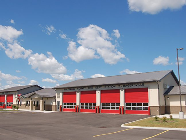 Hagersville Fire Station