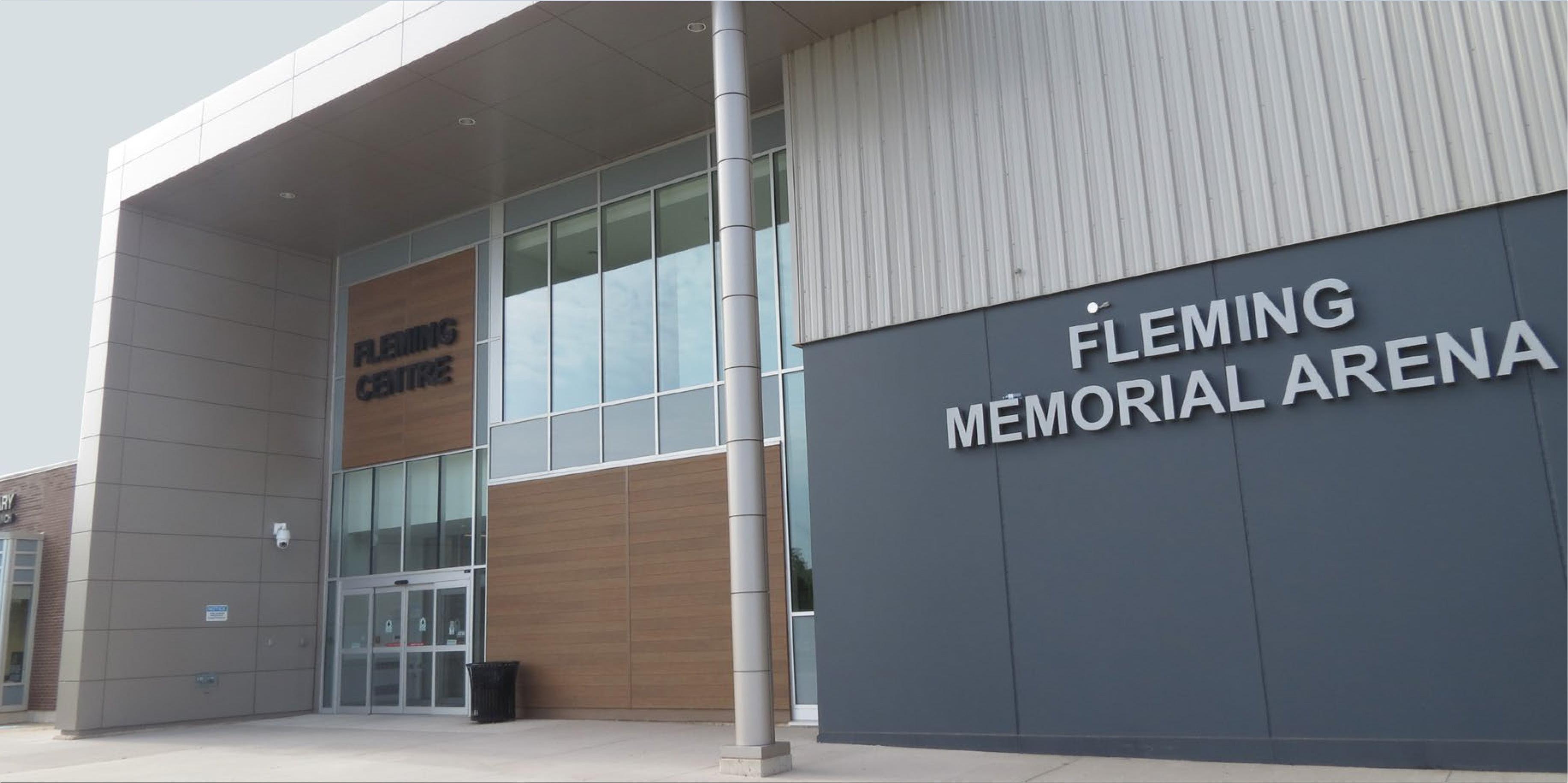 fleming centre community complex