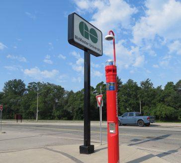 McMaster Parking System