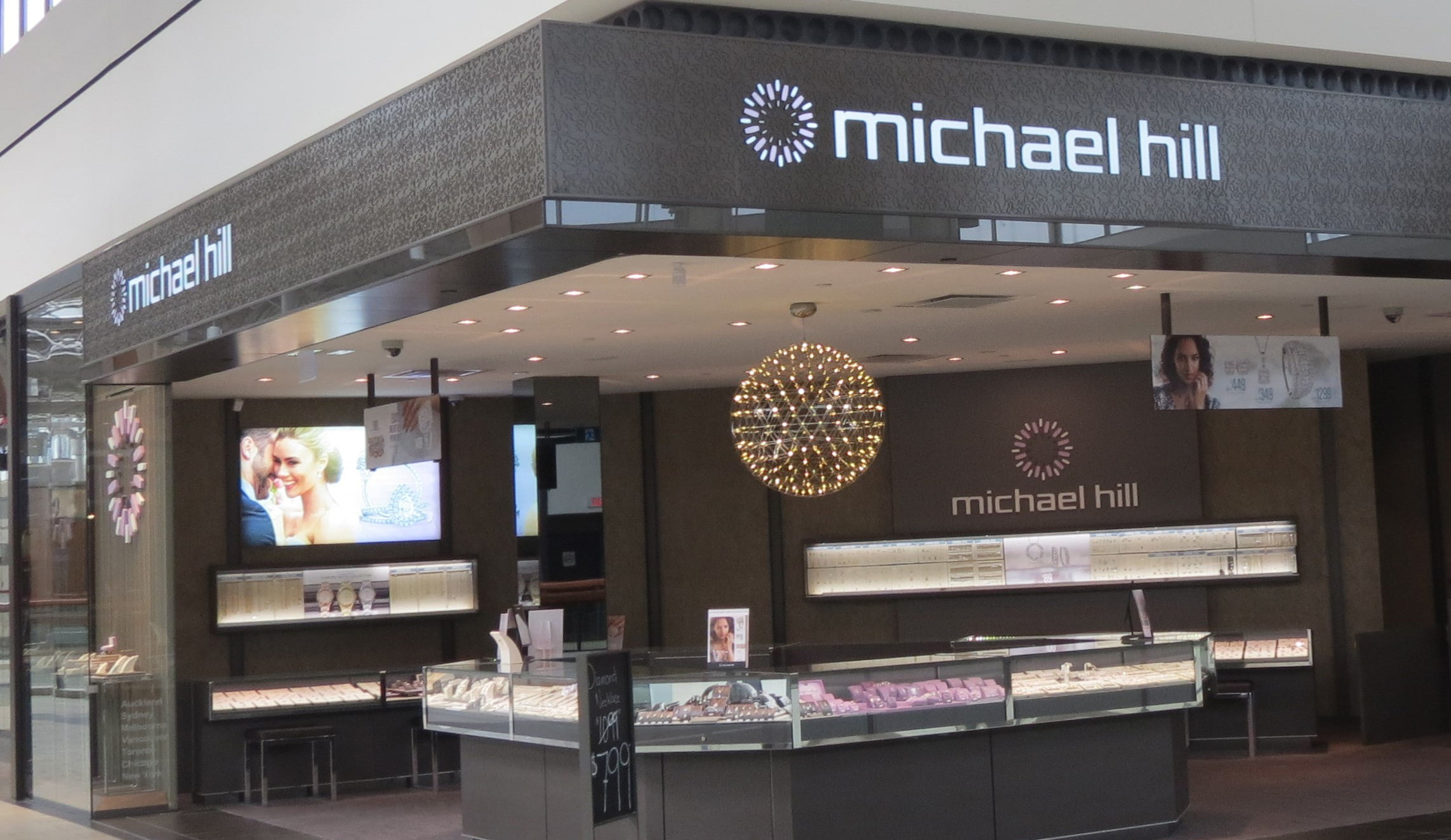 micheal hill storefront